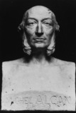 Bust of Michel Alcan