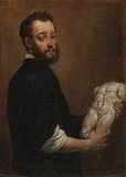 Portrait of a Sculptor (Allesandro Vittoria)