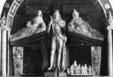 Monument to the two wives of Arthur, Earl of Donegal