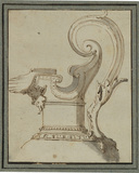 Design for goldsmith's work