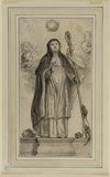 Saint Gertrude of Nivelle