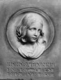 Memorial to Honora Glynne