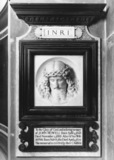 St Paul's Cathedral;Monument to John Howell and his wife Anna