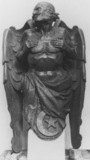 Decorative figure for Naval War Memorial, Chatham