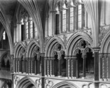 Lincoln Cathedral;Cathedral Church ;The Angel Choir