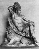 Fountain Figure, Allegoria dell'Arno