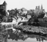 Town of Semur en Auxois