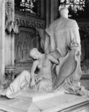 Chapelle Royale;Monument to King Louis-Philippe and Queen Marie-Amelie