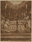 Death of Saint Catherine of Siena