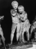 Model for Boy and Girl from the Preaching of Saint John the Baptist