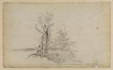 Landscape (verso)
