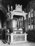 Monument to William 2nd Baron Spencer
