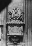 Bath Abbey;Monuemnt to Lady Wentworth