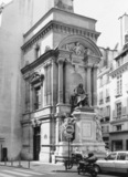 Moliere Fountain