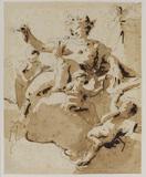 Apollo as protector of the Arts