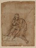Study of Saint John the Baptist