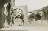 The Palatine;Palaces of Septimius Severus