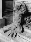 Camposanto di Staglieno;Monument to the Rivara Family