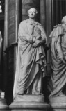 Westminster Abbey;Abbey Church;Statue of Earl Canning