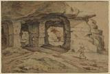 Moorish grotto in Sicily (recto)