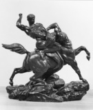 Theseus and the Centaur