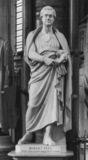 Westminster Abbey;Abbey Church;Statue of Sir Robert Peel