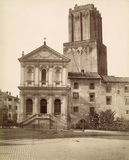 Santa Caterina da Siena  and Torre delle Milizie