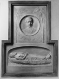Merton College Chapel;Monument to J. Coleridge Patteson