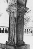 Abbey of Saint Pierre;Cloister