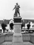 Statue of Theophile Malo Correr, La Tour d'Auvergne
