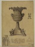 Design for a presentation goblet