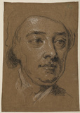 Portrait of Jean Baptiste Monnoyer (1634-1699)