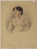 Portrait of Eliza Imray