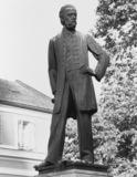 Monument to Bedrich Smetana