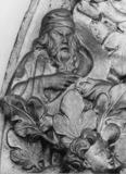 Tympanum from Santa Maria della Misericordia in Venice