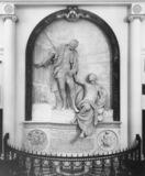 Monument to Thomas Guy