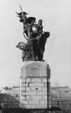 1870-71 War Memorial, La Defense du Drapeau