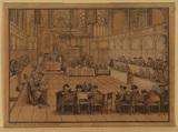 Synod held in the Nieuwe Kerk, Amsterdam