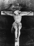 La Se;Cathedral Church;Crucifix