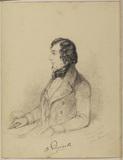 Portrait of Disraeli