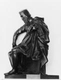 Statuette of Michelangelo