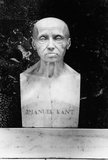 Bust of Immanuel Kant