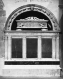 Badia  Fiorentina;Tomb of Gianozzo Pamdolfini