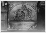 Bath Abbey;Monument to Elizabeth Grieve, wife of Dr James Grieve