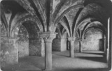 Abbaye du Mont-Saint-Michel;Abbey Church;Crypt
