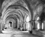 Fontenay Abbey;Chapter House