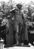 Statue of Gaspard Monge
