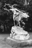 Statue of a Valkyrie