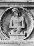San Domenico Maggiore;Tomb of Cristoforo d'Aquino and Tommaso d' Aquino