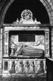 Holy Cross;Monument to Sir William Peryam
